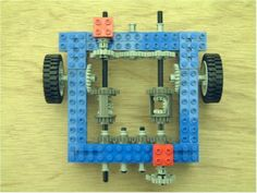 Lego Technic Truck, Lego Nxt, Lego Wedo, Simple Machines, Robots, Trucks, Frame, Decor, Decoration