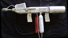 Ripley Flamethrower TUTORIAL - ALIENS FLAMETHROWER - Prop Replicas, Custom Fabrication, SPECIAL EFFECTS