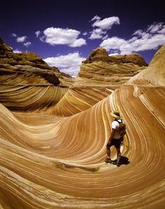 Arizona - the Wave