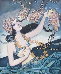 Artodyssey: Delphine Cossais