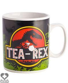 Homewares - GIANT MUG | Tea Rex - Buy Online Australia Beserk