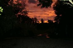 Oak Alley Plantation outside of New Orleans shared this photo of an amazing sunset before Isaac. The eye of the storm will pass over Oak Alley.    Thank you Oak Alley for sharing your photos and stories. Our prayers go out to everyone. Stay safe!