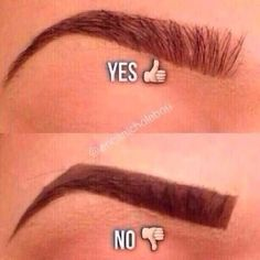 Brows... natural is always best.