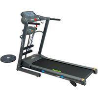Multifunction Motorise Treadmill 3 Hp Peak With Speaker