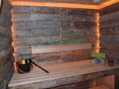 """Серебряная сауна """"Кело"""" - Контакт Плюс Sauna Lights, Saunas, Wellness, Bathroom, Lighting, Home, Garden Cottage, Living Room, Washroom"""