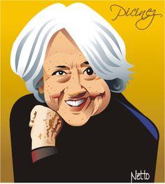 REGBIT1: Amo a obra de Adélia Prado hoje  completa  79 anos...