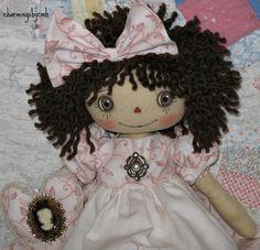 primitive-folk-art-raggedy-ann-doll-Shabby-Cameo