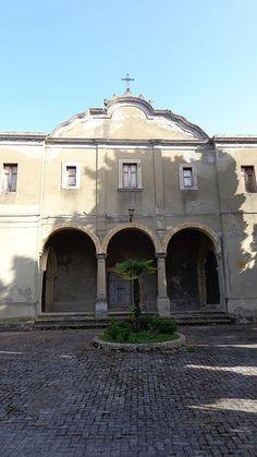 #Castroreale - Wikipedia - Prospetto Chiesa Santa Maria di Gesù