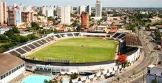 Estádio Godofredo Cruz - Campos dos Goytacazes (RJ) - Capacidade: 9,3 mil - Clube: Americano