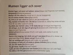 Björsäters förskola: Ekorren tränar på munmotorik
