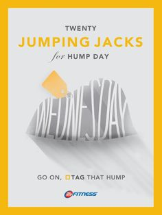 Day 17: Hump Day!