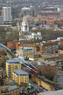 10 things you didn't know about The Docklands Light Railway