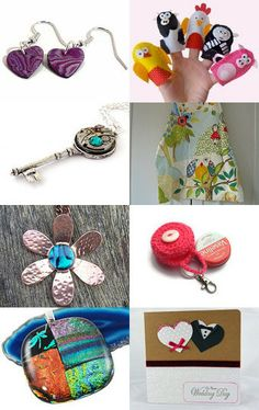April Finds by Trudi Doherty on Etsy--Pinned with TreasuryPin.com