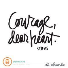 Ali Edwards | Blog: Give Sunday | 45