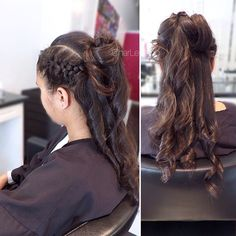 We offer incredible updos! Book for your event hair today ! 905-257-7776 • • •  Follow us! @charleblancsalon on Pinterest, Twitter, Instagram, Snapchat and Facebook #oakvillesalon #salon #mississaugasalon #hairstyle #colour #cut #balayage #topsalon #bestinbalayage #subtle #beautifulhair #gorgeous #summer16 #bestincolour #trendsetters #loreal #kerastase #wella #instahaircolour #hairlove #charleblanc #haircare #hydrate #colourhair #colourcare #nutrition #texture #stylist #blonde #goregous