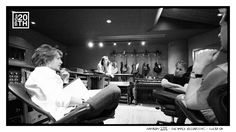 Photo 33 of 365  HANSON 2006 - The Walk Recording - Tulsa OK    One of the fun things about recording is getting to work with other musicians and producers. Here we are in 2006 working on The Walk with the legendary Danny Kortchmar, who has worked with the likes of Billy Joel, Don Henley, Carole King and James Taylor.  #hanson #hanson20th www.hanson.net