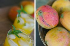 Mango Mojitos in Barbados anyone?