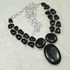 Drusy with Onyx