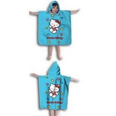 Poncho Hello Kitty ref 117