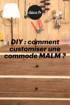 Ah, la commode MALM de chez IKEA... un grand classique des meubles de rangement ! Si vous vous êtes un peu lassé(e) du design très simple de votre commode MALM, Tom vous présente ici 3 conseils et astuces pour la relooker et la remettre au goût du jour... alors suivez le guide ! Parental, Guide, Ikea, Diy, Simple, Design, Tall Drawers, Classic, Tips