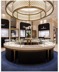 Jewellery Shop Design, Jewellery Showroom, Jewelry Shop, Store Interiors, Jewelry Showcases, Shop Interior Design, Retail Design, Shop Front Design, Showcase Design