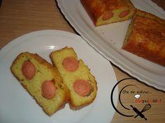 Το Αλμυρό Κέικ της Argy! French Toast, Breakfast, Food, Morning Coffee, Meals, Yemek, Eten