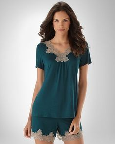 Sleepwear for Women - Pajamas, Robes, Sleepshirts & More - Soma Intimates love this color!!  My Soma Wish List Sweeps