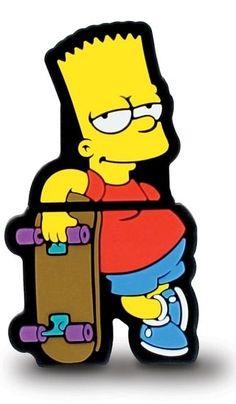 Bart Simpson 8GB USB flash drive Integral [USBtotaal]