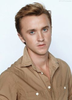 Tom Felton as Draco Malfoy. Drarry, Dramione, Draco Malfoy Imagines, Draco And Hermione, Severus Snape, Ron Weasley, Hermione Granger, Harry Potter Cast, Harry Potter Characters