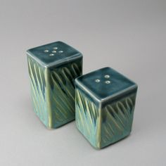 Porcelain Salt and Pepper by cherylwolff on Etsy, $48.00