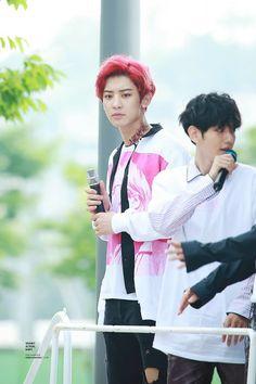 Chanyeol and Baekhyun
