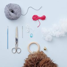 My dog helps me during my fotoshoot. #EtsyOrganizedNeatly #KnitKit #strickanleitungen #spanischerwasserhund Knitting Kits, Jewelry, Instagram, Spanish Water Dog, Jewlery, Jewerly, Schmuck, Jewels, Jewelery