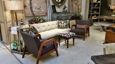 Tuesdays On The Boulevard #mid-century #hpmkt Antique & Design Center of High Point October 16-22, 2014
