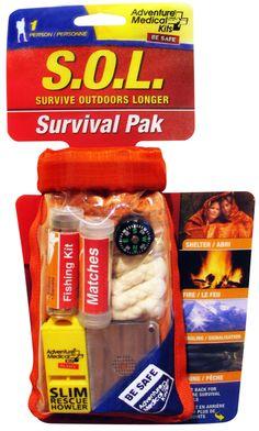 Top 10 Outdoor Survival Tools