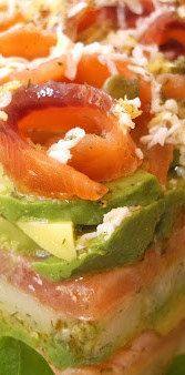 <b>El verde nunca había sido tan provocativo.</b> Keto Recipes, Cooking Recipes, Healthy Recipes, Tasty, Yummy Food, Savory Snacks, Spanish Food, Ceviche, I Foods