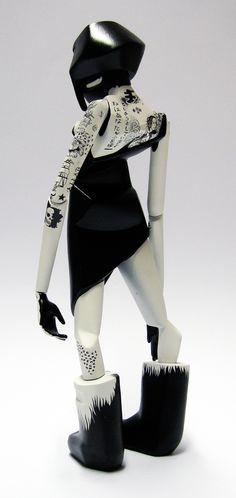Customised SkullSkin on Toy Design Served