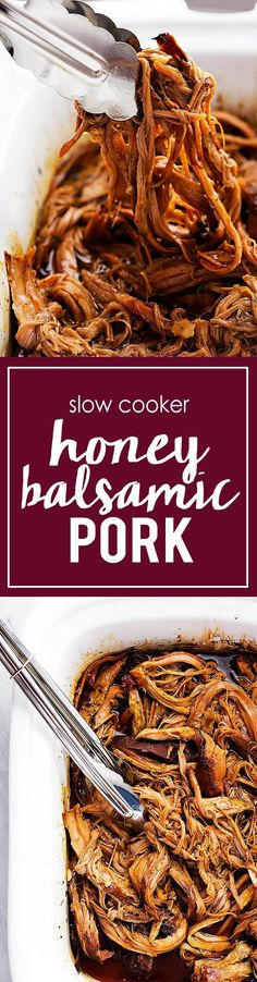 Slow Cooker Honey Ba