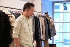 ENGINEERED GARMENTS 2012 Spring & Summer HOW TO WEAR SPRING JACKETS
