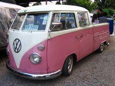 1967 VW bus double cab pickup  (vintage)