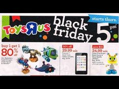 I just liked the Toys R us Black Friday 2016 - Toys R us Black Friday Ads Deals & Sales video on YouTube! Toys R us Black Friday 2016 - Toys R us Black Friday Ads Deals & Sales