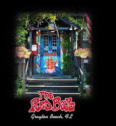 A funky bar on Grayton Beach, FL. It's not fancy but it IS fun. My fave!!!