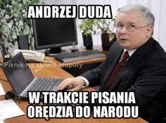 Andrzej Duda: najlepsze memy z prezydentem w roli głównej - Wiadomości Memes, Haha, Politics, Humor, Internet, Jokes, Funny Pics, Meme, Ha Ha