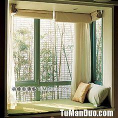 Window Seats Bay Window Seats And Window On Pinterest