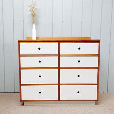 Rimu Chest of 8 Drawers: SOLD