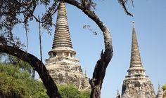 Ayutthaya in Photos Ayutthaya Thailand, Burj Khalifa, Thailand Travel, Photos, Pictures, Photographs, Cake Smash Pictures