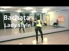 Bachata lady style class - Anna LEV - YouTube Bachata Dance, Salsa, Dancing, Training, Activities, Lady, Womens Fashion, Youtube, Style