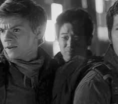 the scorch trials gif Maze Runner Trilogy, Maze Runner Cast, Maze Runner The Scorch, Maze Runner Thomas, Maze Runner Series, The Best Series Ever, James Dashner, The Scorch Trials, Thomas Brodie Sangster