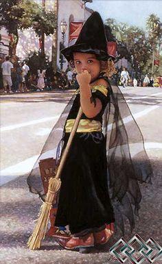 Bewitching - Steve Hanks - World-Wide-Art.com