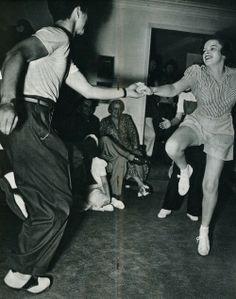 Judy Garland, 1930s. Lindyhoppin'!