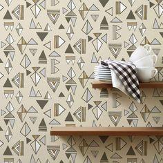 Tom Tom, Clay - Wallpaper Tiles | Wallpaper Tiles